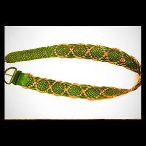 Super Cute Green Belt